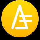 Logo for the cryptocurrency Add.xyz (NEW) (ADD)