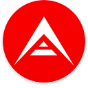Logo for the cryptocurrency Ark (ARK)