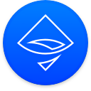 Logo for the cryptocurrency AirSwap (AST)