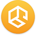 Logo for the cryptocurrency Cube (AUTO)