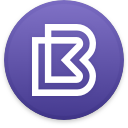 Logo for the cryptocurrency BitBay (BAY)