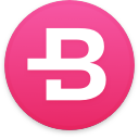 Logo for the cryptocurrency Bytecoin (BCN)