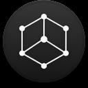 Logo for the cryptocurrency Bibox Token (BIX)