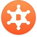 Logo for the cryptocurrency Bounty0x (BNTY)