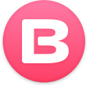 Logo for the cryptocurrency Bread (BRD)