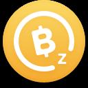 Logo for the cryptocurrency BitcoinZ (BTCZ)