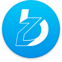 Logo for the cryptocurrency BZEdge (BZE)