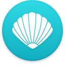 Logo for the cryptocurrency Clams (CLAM)
