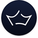 Logo for the cryptocurrency Crown (CRW)
