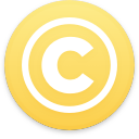 Logo for the cryptocurrency Creator Platform (CTR)