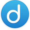 Logo for the cryptocurrency Datum (DAT)