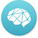 Logo for the cryptocurrency DeepBrain Chain (DBC)