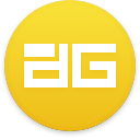 Logo for the cryptocurrency DigixDAO (DGD)