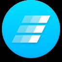 Logo for the cryptocurrency Einsteinium (EMC2)