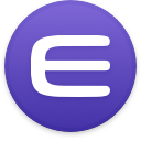 Logo for the cryptocurrency Enjin Coin (ENJ)