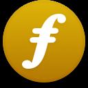 Logo for the cryptocurrency Faircoin (FAIR)