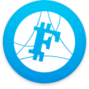 Logo for the cryptocurrency Fujicoin (FJC)
