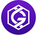 Logo for the cryptocurrency Gridcoin (GRC)