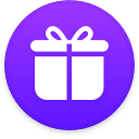 Logo for the cryptocurrency Gifto (GTO)