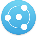 Logo for the cryptocurrency ION (ION)