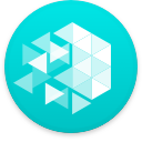 Logo for the cryptocurrency IoTeX (IOTX)