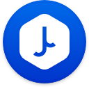 Logo for the cryptocurrency Jibrel Network (JNT)