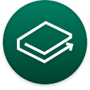 Logo for the cryptocurrency LBRY Credits (LBC)