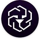 Logo for the cryptocurrency LEO Token (LEO)