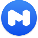 Logo for the cryptocurrency Matic Network (MATIC)