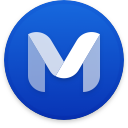 Logo for the cryptocurrency Monetha (MTH)