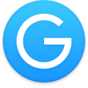 Logo for the cryptocurrency Gulden (NLG)