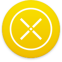 Logo for the cryptocurrency Pundi X (NPXS)