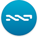 Logo for the cryptocurrency NXT (NXT)
