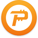 Logo for the cryptocurrency Pascal (PASC)