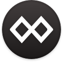 Logo for the cryptocurrency TenX (PAY)