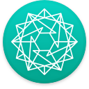 Logo for the cryptocurrency Power Ledger (POWR)