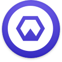 Logo for the cryptocurrency Tokenbox (TBX)