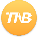 Logo for the cryptocurrency TURBO NB (TNB)