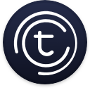 Logo for the cryptocurrency TomoChain (TOMO)