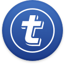 Logo for the cryptocurrency TokenPay (TPAY)