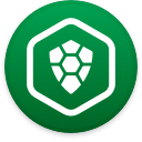 Logo for the cryptocurrency TurtleCoin (TRTL)