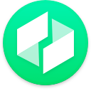 Logo for the cryptocurrency Ubiq (UBQ)