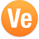 Logo for the cryptocurrency Veritaseum (VERI)