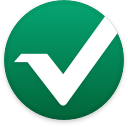 Logo for the cryptocurrency Vertcoin (VTC)