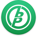 Logo for the cryptocurrency BlitzPredict (XBP)