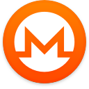 Logo for the cryptocurrency Monero (XMR)