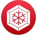 Logo for the cryptocurrency SnowGem (XSG)